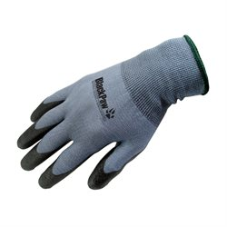 BLACKPAW PVC Foam covered Nylon Glove Extra-Large