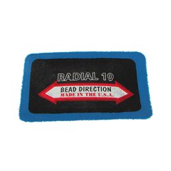 "20 Patch Ultraradial 2"" X 3"" (50X75mm)"