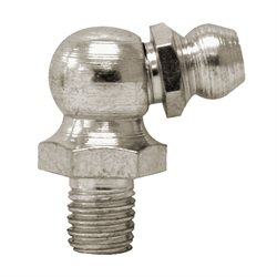 100 ATLAS  Grease Fittings 6mm X 1mm, 90°