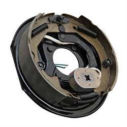 "ATLAS Trailer Electric Brake LH 10"" X 2-1 / 4"" for use on 3500 lbs axles"