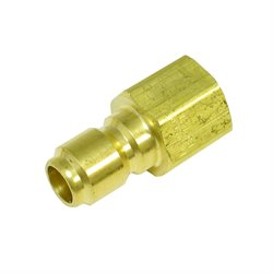 "Quick connect couplers male 3 / 8"" FPT"