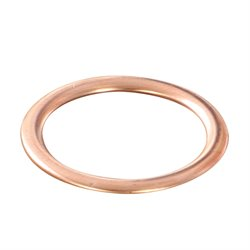 10 Oil pan copper gaskets 22mm
