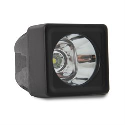 EUROVISION LED Work Lamp 12V 10W Rectangular Spot Lamp