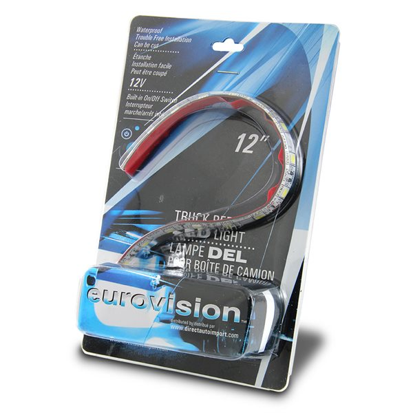(Discontinued) EUROVISION Truck Bed Light Strip