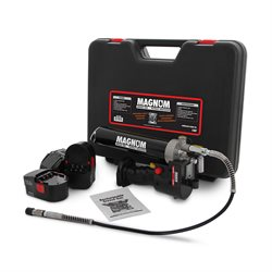 MAGNUM Professional rechargeable grease gun 18V
